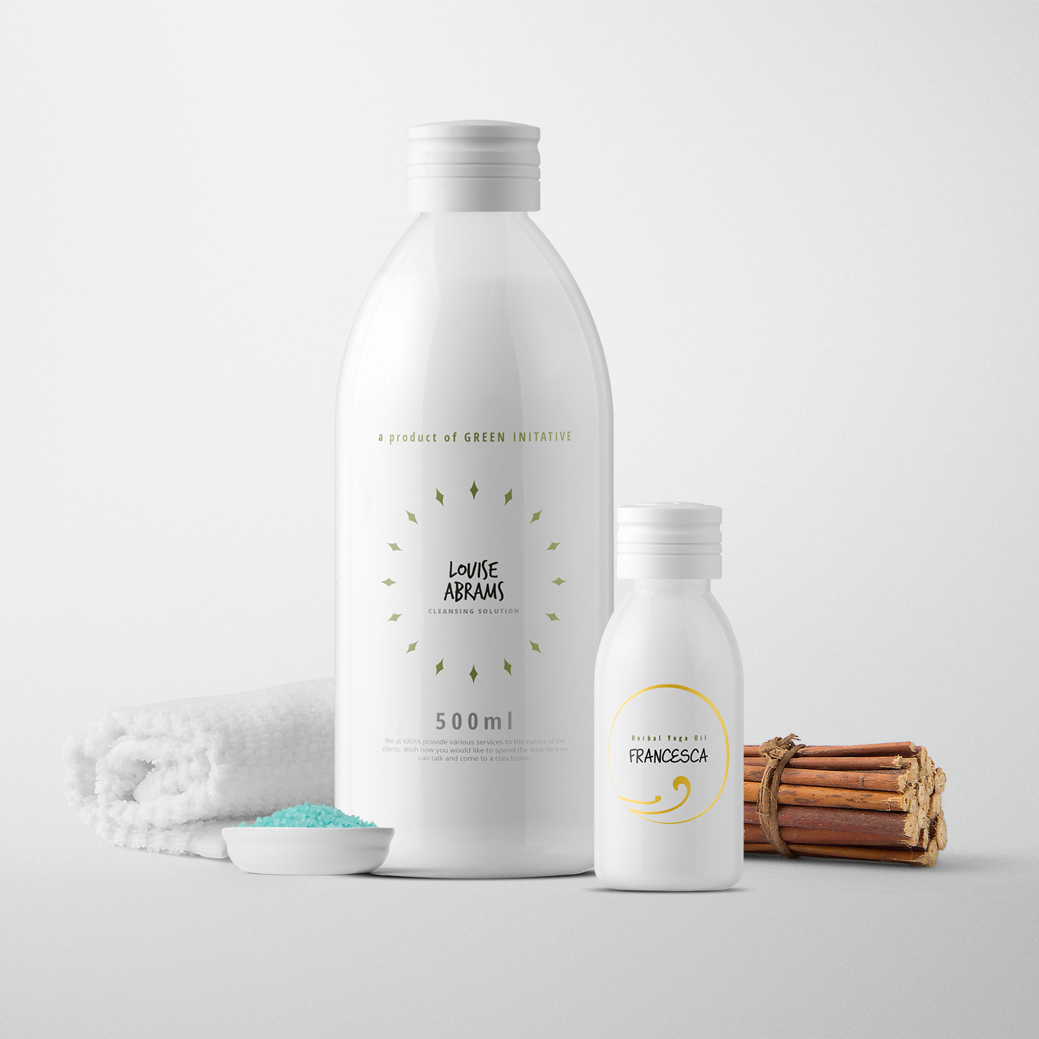 yoga herbal care pack